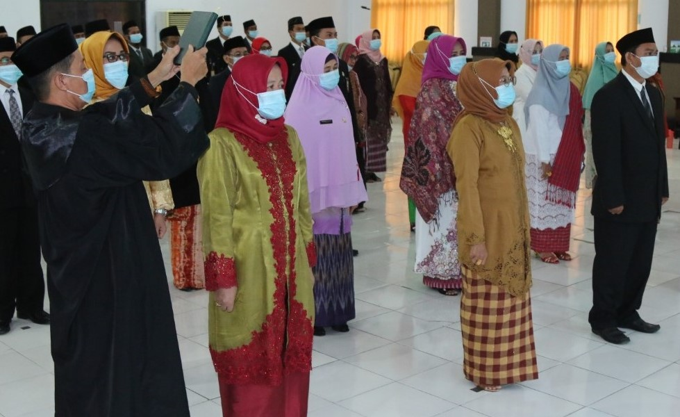 Inauguration of Widyaprada of MoEC in South Sulawesi