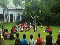 Borongtala Become Literacy Village of Kemendikbud