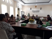 Preparatory Meeting for 74th Independence Day Commemoration