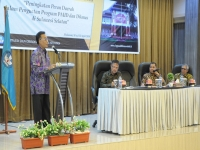 General Director Inaugurate Coordination Meeting of BP-PAUD and Dikmas South Sulawesi 2018