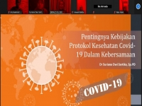 Policy of Covid-19 Health Protocol for WFO Employees in Kemendikbud