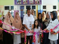 Launching of PAUD Ceria Toy Library