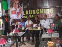 Trias POLITIKA Magazine Launched in Kafe Baca