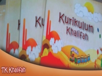 Art Performance in Graduation of Khalifah 4 Kindergarten