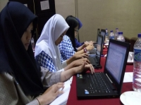 Library of Makassar Held Book Reviewer Competition