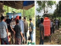 Farmers of Biring Balang Takalar Trained in Solar Water Pump Application