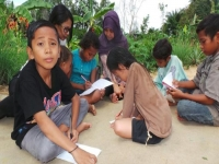 Village's Government Action Overcoming Dropped-Out Children in Countryside
